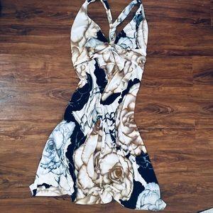 Beautiful Floral XL Newport News Dress